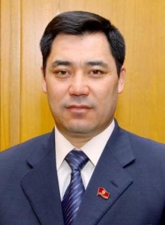 Sadyr Nurgozhoevich Japarov
