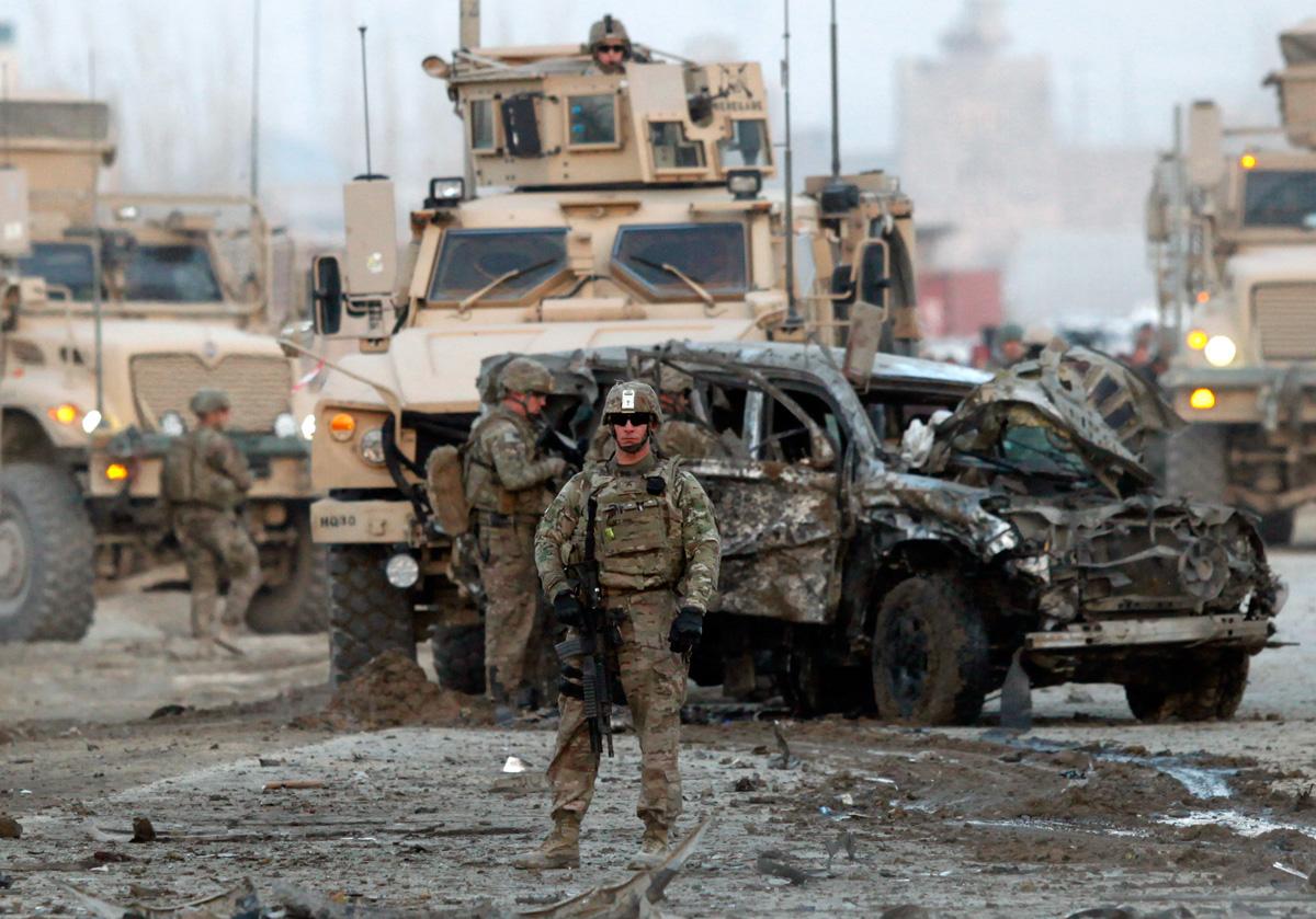 Вашингтон и Кабул засекречивают данные о военных неудачах – сводка боевых действий в Афганистане