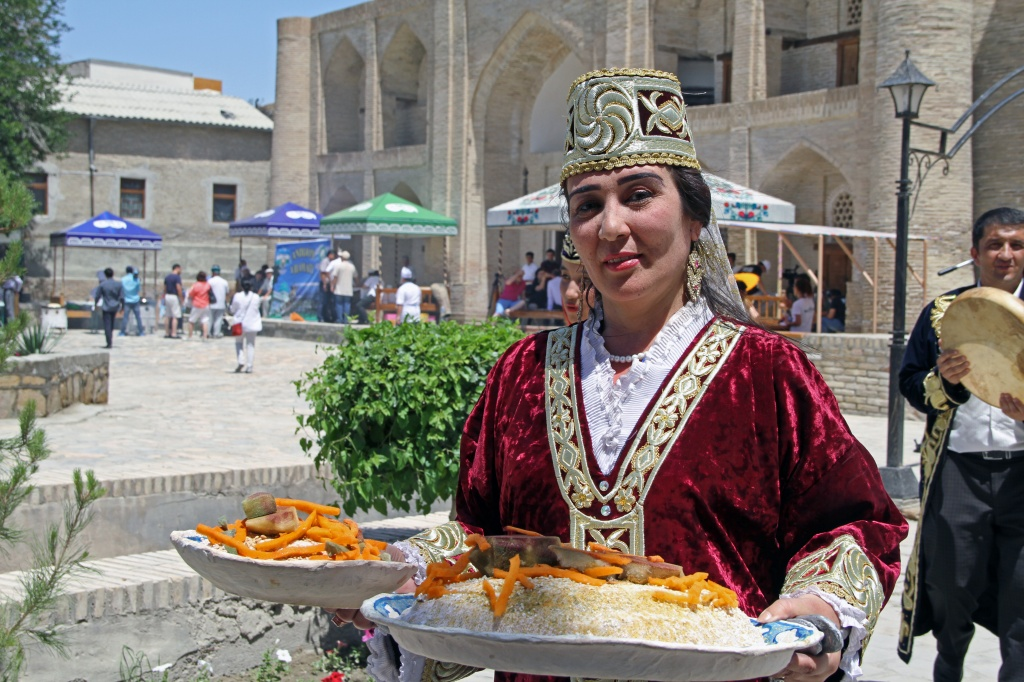 Няня из узбекистана фото вообще городец