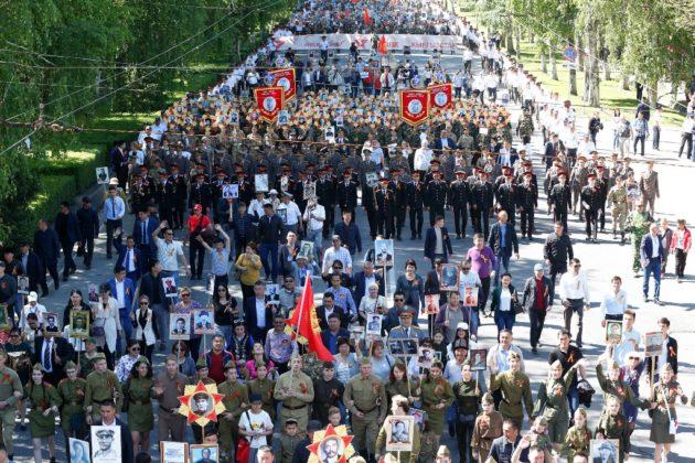 Как отмечали День Победы в странах Центральной Азии