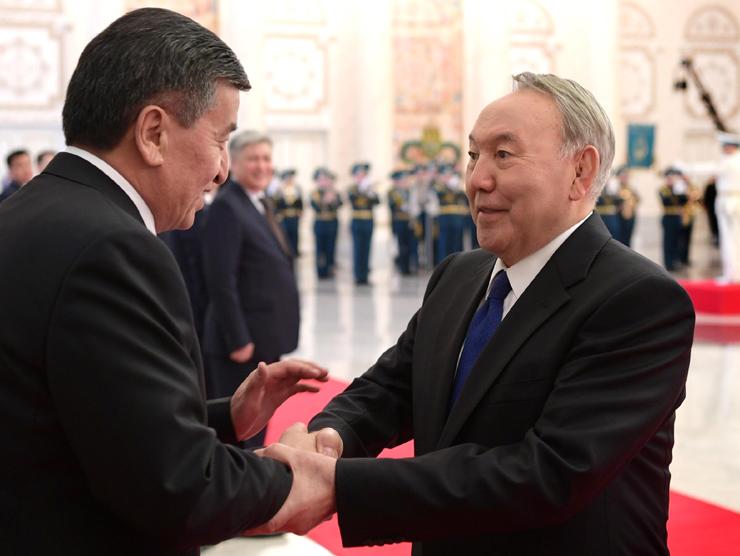 Картинки по запросу назарбаев жээнбеков