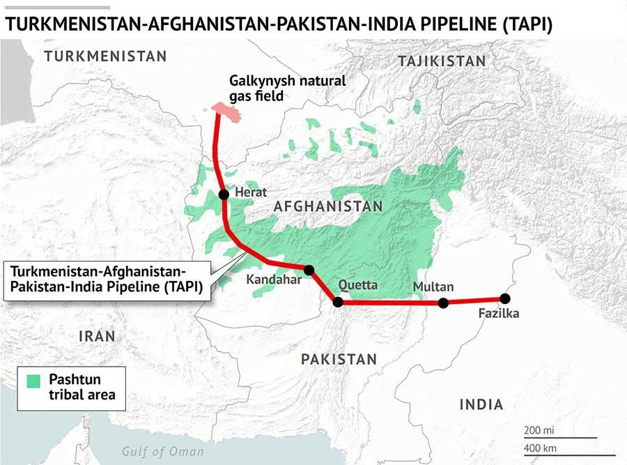 Дойдет ли туркменский газ до Индии?
