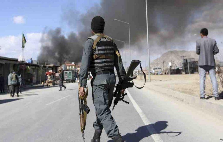 Бои на границе Туркменистана и Узбекистана, десятки убитых – сводки боевых действий в Афганистане