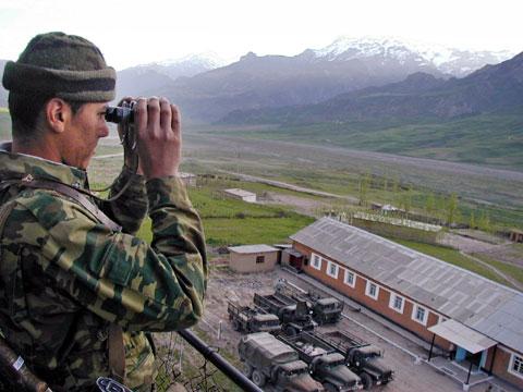 пограничные войска республики таджикистан и его будущее сохраняют ноги