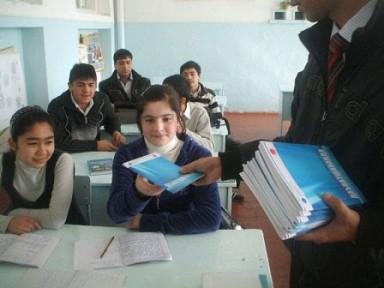 Учеба без выходных в таджикистане