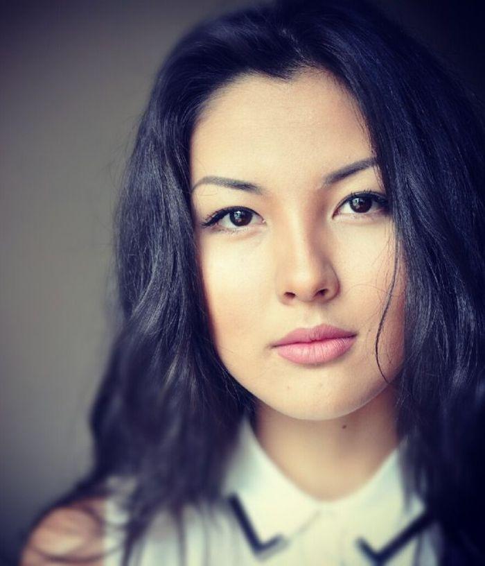 Фото девушек казахских некрасивых