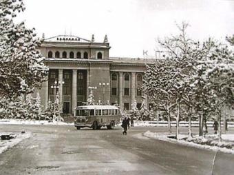 Сталинабад-Душанбе – ракурс длиной в век