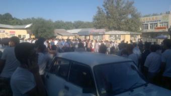 Казахстан: Что случилось в Карамурте?
