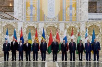 Кыргызстан в Минске: О важном и больном