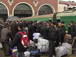 Миграция в евразийском пространстве