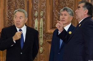 Страны Центральной Азии об операции России в Сирии