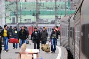 Узбекистан готовится к возвращению трудовых мигрантов из России