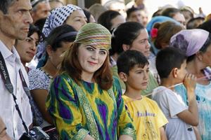 Об отношениях русских девушек и таджиков