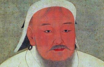 Чингисхан оказался европейцем