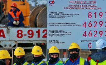 Китайские мигранты заменят узбеков и таджиков