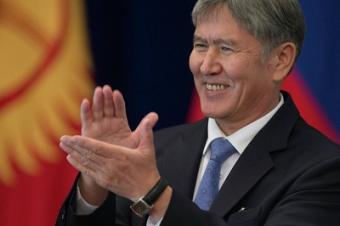 Президент Киргизии отметил свое пятилетие