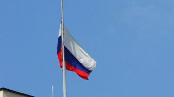 Российские летчики почтили минутой молчания память погибших при крушении Боинга в Кыргызстане