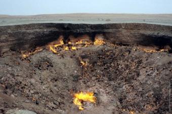 Кратер Дарваза: туркменский вход в преисподнюю