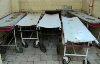 ВИДЕО: В Кыргызстане сравнили условия работы депутатов и сотрудников морга