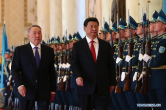 Центральная Азия стала зоной влияния Китая