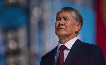 Алмазбек Атамбаев рассказал, для кого «наша родина — тьма киргизская»