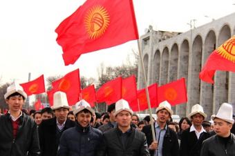 10 фактов о населении Кыргызстана (Инфографика)