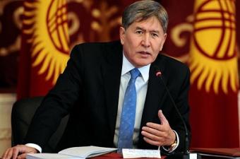Президент Киргизии: «Раскачать страну не получится»