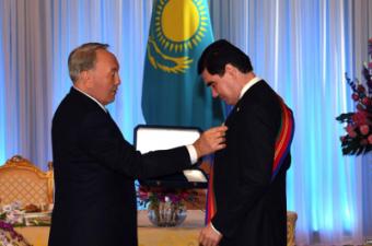 Границы сближения стран Центральной Азии