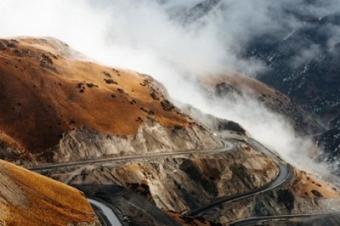 Памирский тракт оказался 2-м в списке красивейших автодорог мира по версии «National Geographiс»