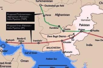 Туркменистан обещает подать газ в Трансафганский газопровод в 2020 году