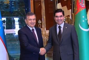 Представитель «Узбекнефтегаза» рассказал о планах по добыче нефти на туркменском берегу Каспия