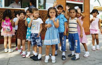 """""""Чилля"""", выкуп ребенка и заклинания: обряды детства в Таджикистане"""
