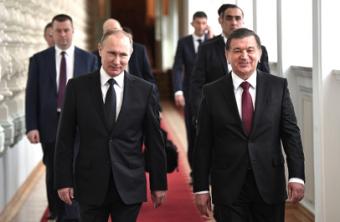 Политика открытых дверей: Узбекистан заставляет взглянуть на себя по-новому