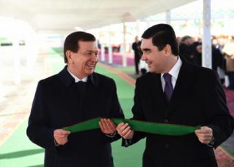 Вступил в силу договор между Узбекистаном и Туркменистаном по экономическому сотрудничеству