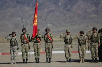 Кыргызских военных ждут в Сирии?