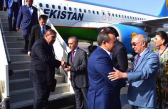 Бизнесмены Узбекистана и Таджикистана налаживают связи