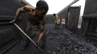 Китай отказывается от угля
