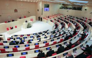 Парламент Грузии ратифицировал соглашение о торговле с Китаем
