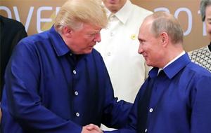 Трамп уступает Путину послевоенное планирование в Сирии