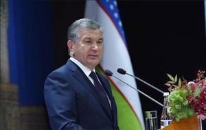 Реклама на сайте Мирзиёев рассказал, как будет меняться бизнес в Узбекистане