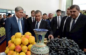 Центральная Азия пришла в геополитическое движение