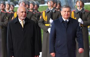На переговорах Мирзиёева и Гани поднималась «тема Дустума» и упрощение режима на границе