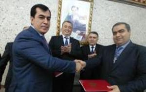 Таджикистан и Афганистан подписали Меморандум о сотрудничестве в сфере ж/д транспорта