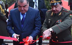 В Таджикистане создали единый Центр управления Вооруженными силами