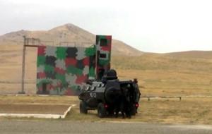США построили для таджикской армии комплекс мобильных войск