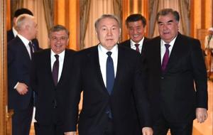 Будущее Центральной Азии в ее собственных руках