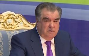 Президент Таджикистана призвал возрождать национальную культуру