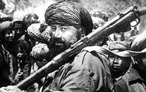 В Киргизии снова вспомнили о местных героях Гражданской войны