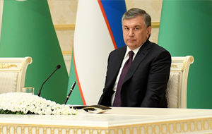 Мирзиёев: Узбекистан примет участие в строительстве газопровода ТАПИ