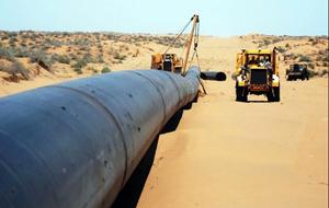 Таджикистан выделил 9,5 тысячи гектаров под строительство газопровода из Туркмении в Китай